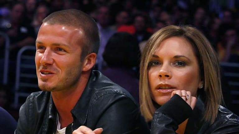 David and Victoria Beckham ... opted for caesarians.