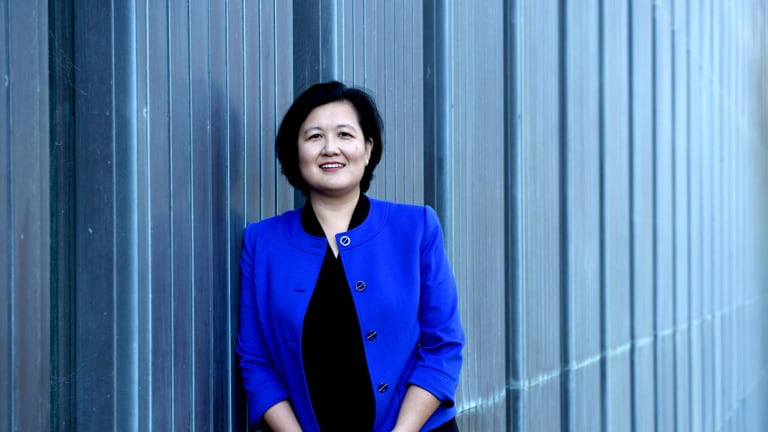 Ming Long has challenged company leaders to pay more attention to women from different backgrounds among their workforce.