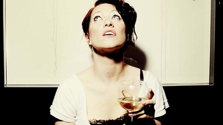Divisive: Amanda Palmer has assumed the mantle of art-rock's pre-eminent celebrity.