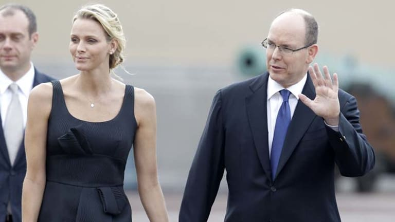 Prince Albert and Charlene Wittstock are back on track for their big day.