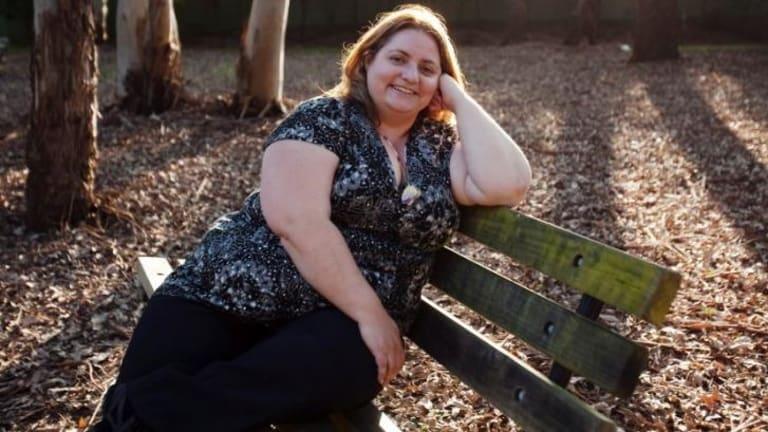 Sitting pretty ... <i>Fifty Shades of Grey</i> has made Amanda Hayward a wealthy woman.