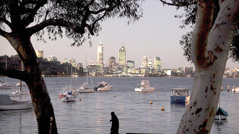 Perth shares the eighth spot with Adelaide on the Economist Intelligence Unit's Global Liveability Survey.