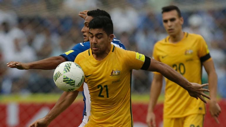 """I am not worrying about proving myself. I just need to keep doing what I am doing"": Massimo Luongo."