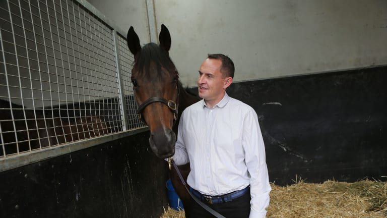 Hall of Famer: Trainer Chris Waller has trained more than 2000 winners.