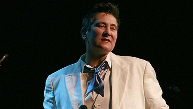 Logies craving...k.d lang will replace Susan Boyle at the Logie Awards.
