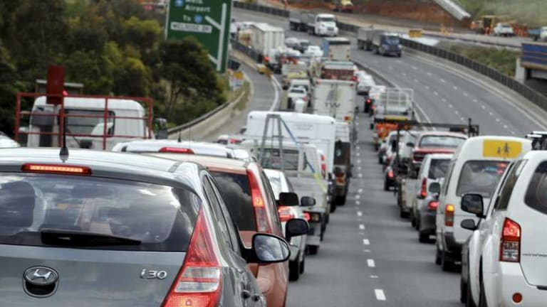 'Road access to the airport... is becoming increasingly problematic.'