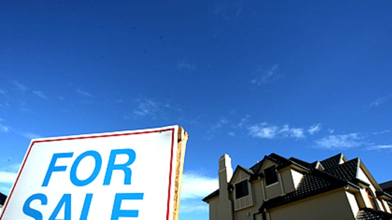 Under pressure ... wealthy home owners are also feeling mortgage stress, according to experts.