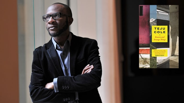 Teju Cole's essay collection