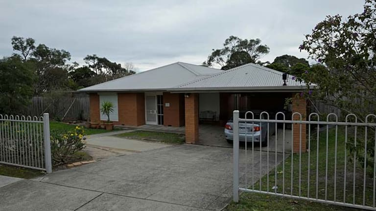 The residential care facility in Timewell Crescent.