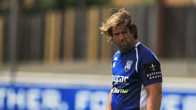 """""""The point I'm making is that it wasn't careless — it was an accident"""" ... Des Hasler."""
