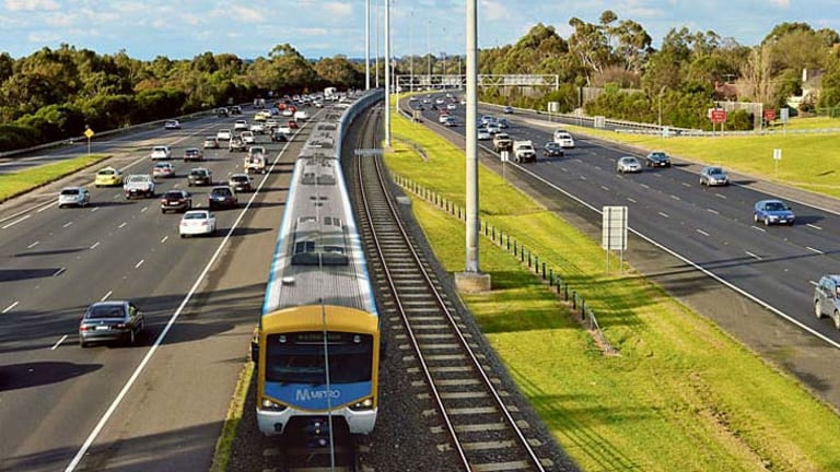 'We say [the tunnel] is not necessary because Doncaster rail could be realised through other means.' - Tony Morton.