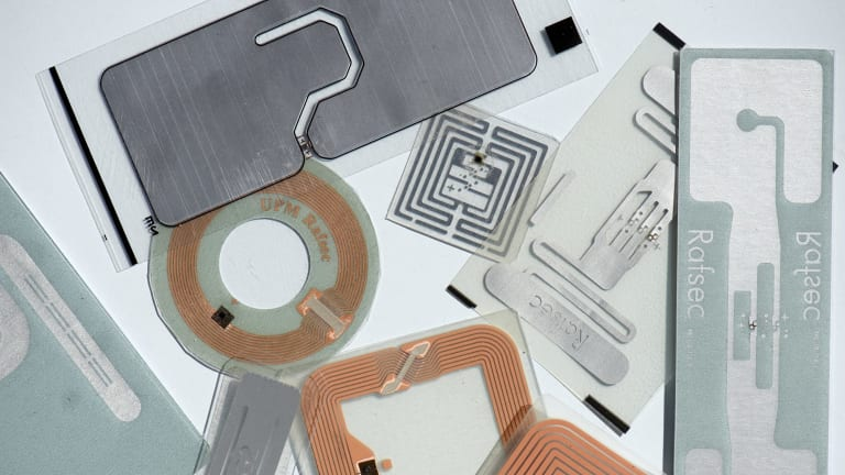 A new generation of chipless RFID tags developed by Monash University researchers could transform retailing.