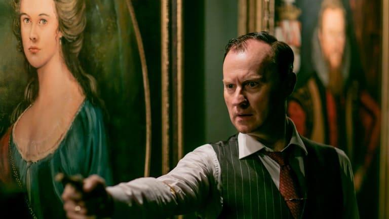 Sherlock: The Holmes siblings collide in the season finale.