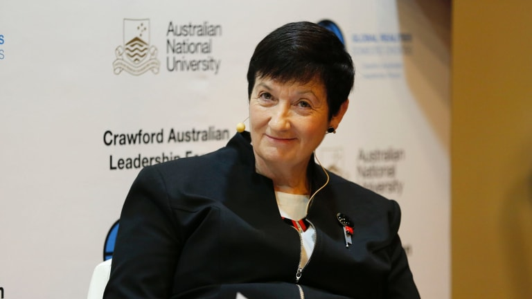 Jennifer Westacott, chief executive of the Business Council Australia, has blasted new ACTU boss Sally McManus.