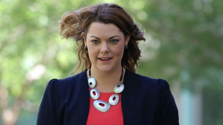 Greens Senator Sarah Hanson-Young says the government is lying about asylum seeker boat arrivals.