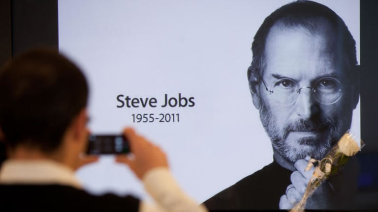 Complex management style ... Steve Jobs.