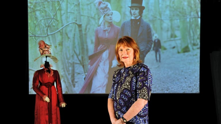 Jan Chapman is an award-winning producer who has worked with Jane Campion and acclaimed costume designer Janet Patterson on films including The Piano and Bright Star.
