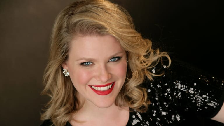 Erin Wall sang the title role with finesse.