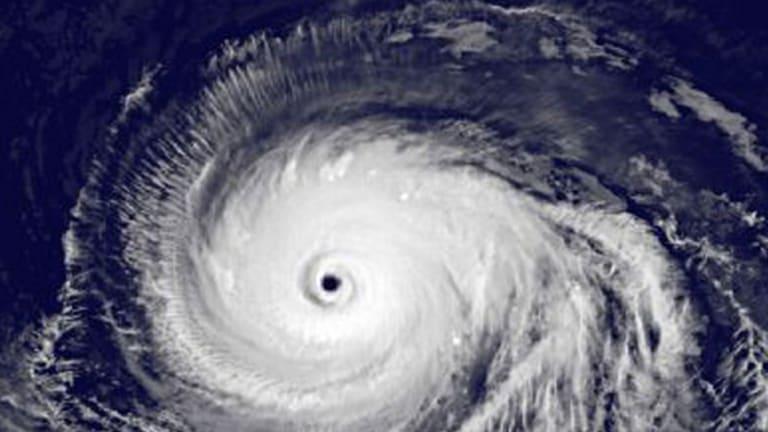 Hurricane Jimena.