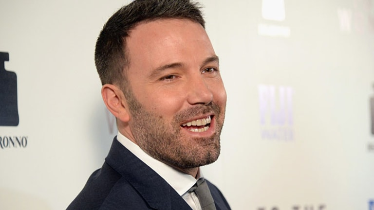 Controversial choice: Within seconds of Ben Affleck being announced as the latest actor to play Batman, fans went into revolt.