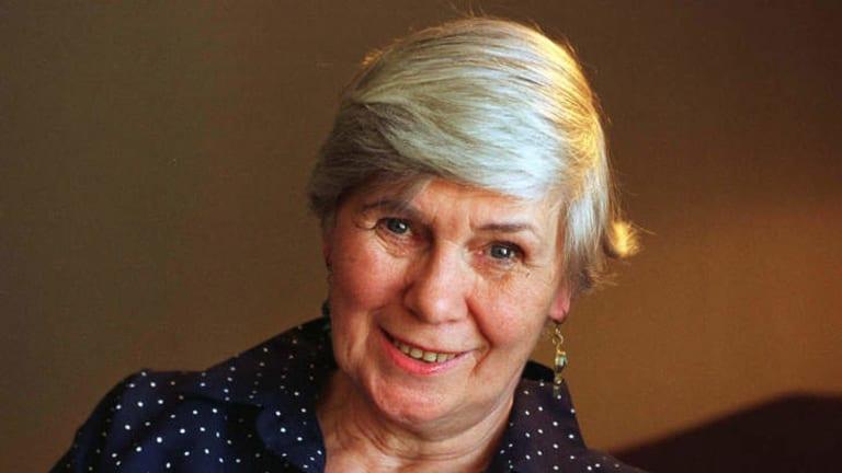 Keeps you edge ... British author Jane Gardam.