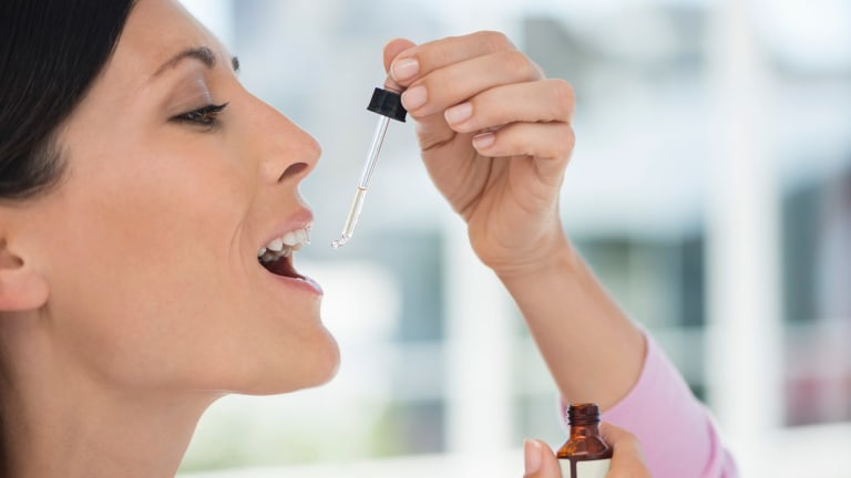 Homeopathy: no scientific effect.