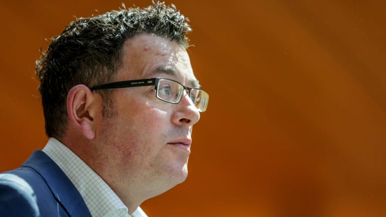 The Andrews government aims to deliver on election promises.