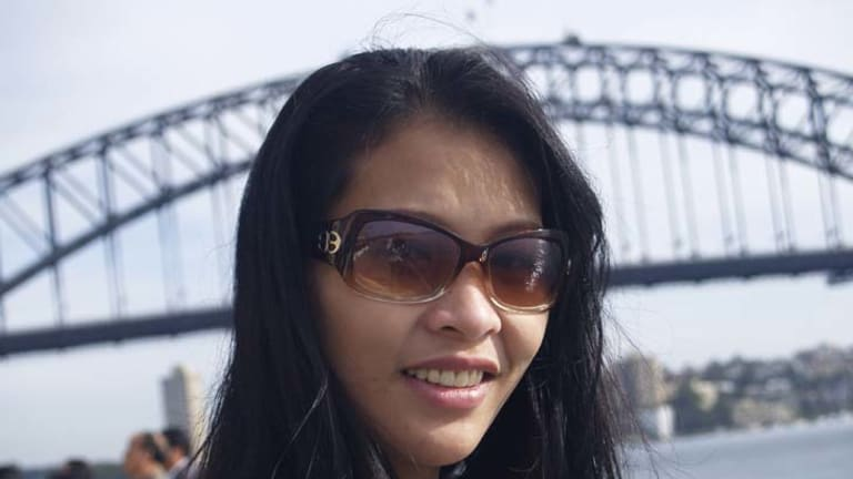 Victim ... Jetsadophorn Chaladone, of Thailand, who was forced into prostitution in Surry Hills when she was aged 13.