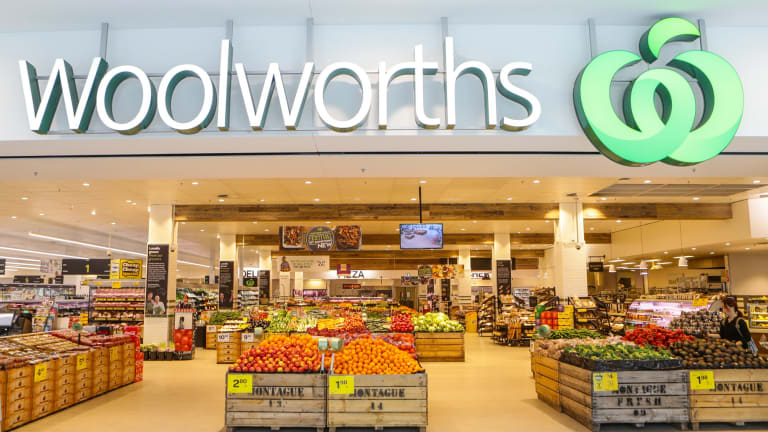 """Woolworths is considering opening a """"food quarter"""" near its Sydney's Double Bay flagship store."""