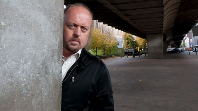 Comic of the moment: Bill Bailey.