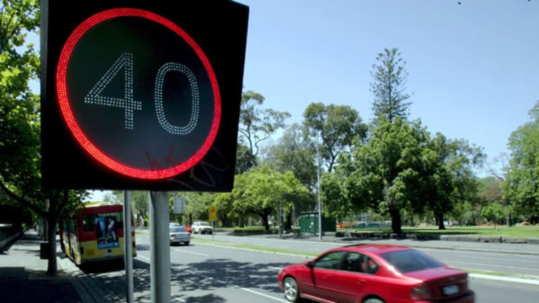 A forum today aims to slash inner-city speeds to 40kmh.