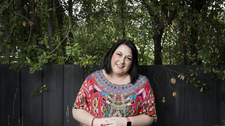 Special needs teacher Sophie Murphy