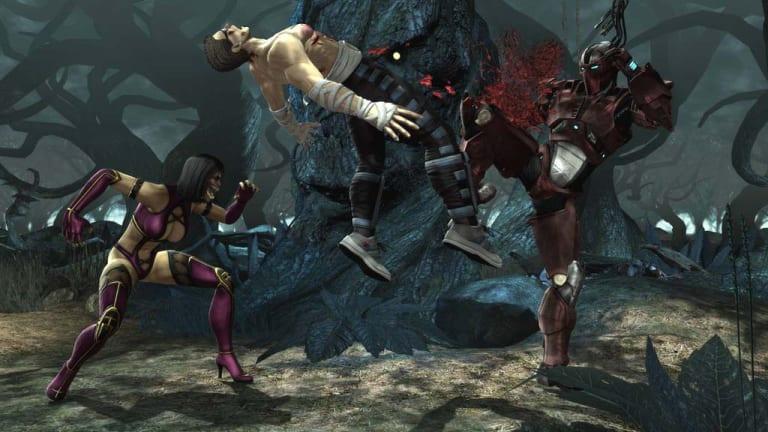 Banned from sale in Australia ... Mortal Kombat.