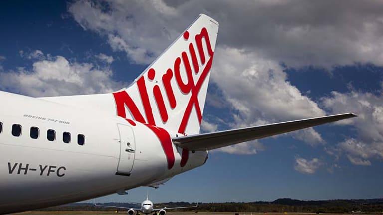 Going to market: Virgin.