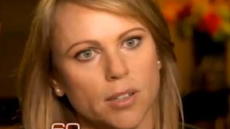 """I want people to know what happened"" ... Lara Logan on 60 Minutes."