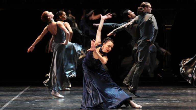 Eifman Ballet's production of <i>Anna Karenina</i>.