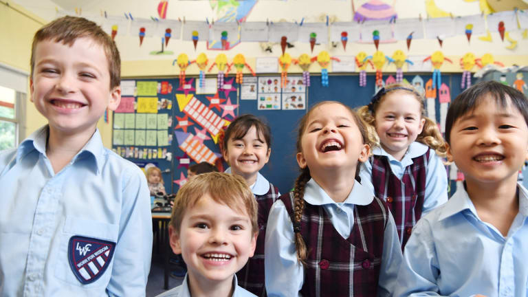 The kindergarten class of 2017 faces the biggest changes since the Industrial Revolution.
