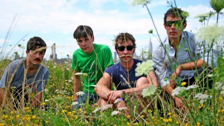 Selling their souls for rock 'n roll: Black Lips return to Australia for their fourth show.