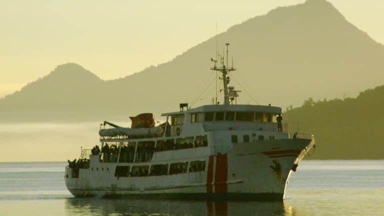 The Rabaul Queen