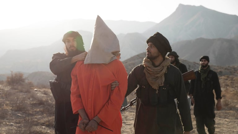 The State: The journeys of four human beings are captivating and confronting.