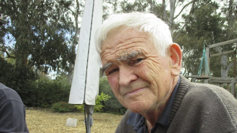 GLOBALLY RENOWNED: Acclaimed geologist David Henry Blake died in June after an accident.