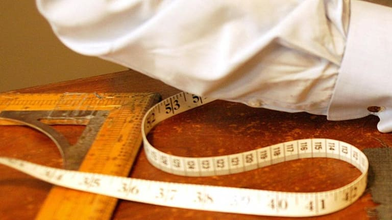 If you have an atypical body shape, a bespoke fitting may be the key to a good fit.