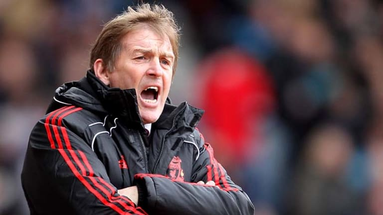 Masterminding a revival ... Liverpool manager Kenny Dalglish.