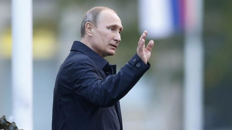 Vladimir Putin will visit Brisbane for the G20, but won't hear Mouldy Lovers play.