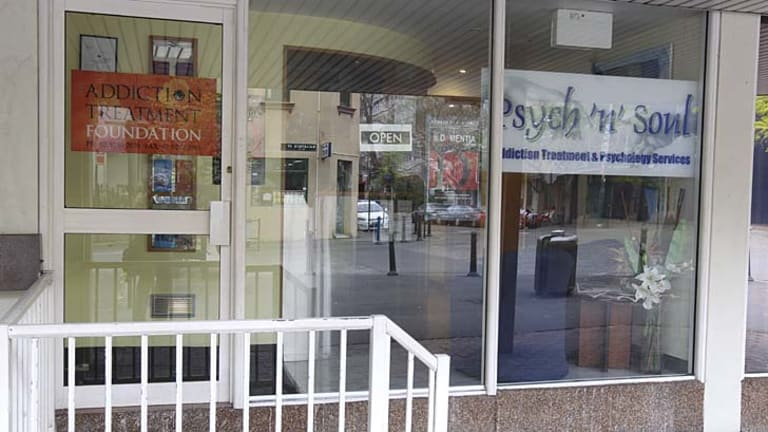 Unassuming .... Psych n Soul detox clinic, Ultimo.
