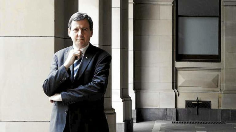 Attorney-General Robert Clark says the Victorian government always intended to monitor the IBAC legislation.