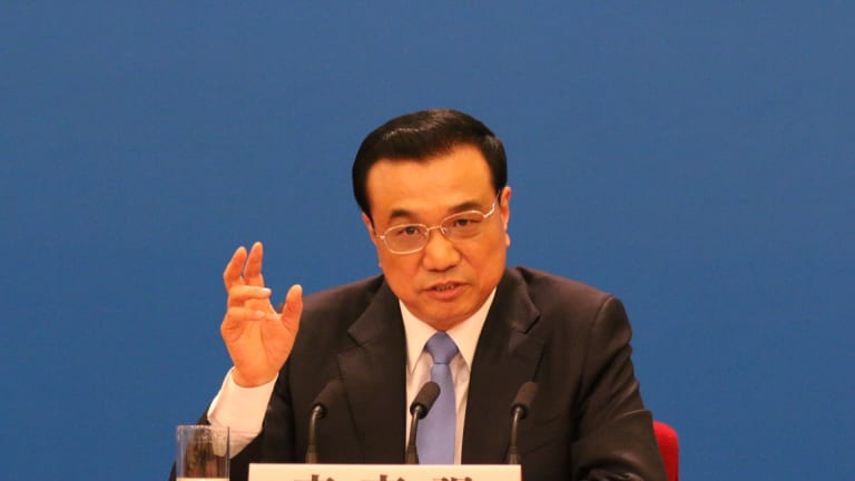 Premier Li Keqiang: The crumbling credibility of China's leaders this year is disturbing to watch.