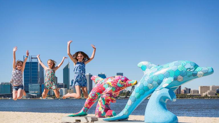The Big Splash seeks to raise awareness of children's mental health issues.