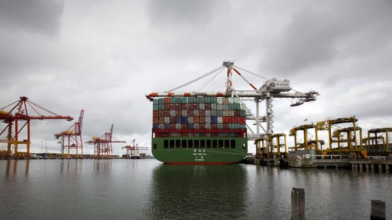 For sale? The Port of Melbourne could net $2.4 billion.