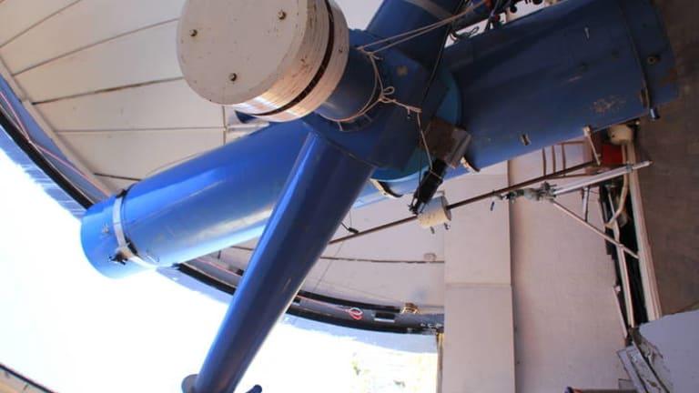 Rob McNaught's Telescope near Coonabarabran.